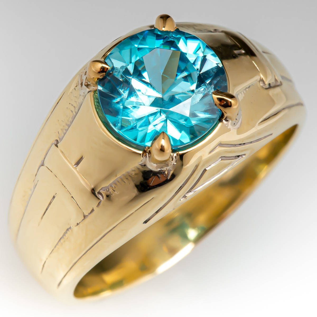 Tổng hợp nhẫn đá xanh dương và ý nghĩa của nhẫn đá xanh dương