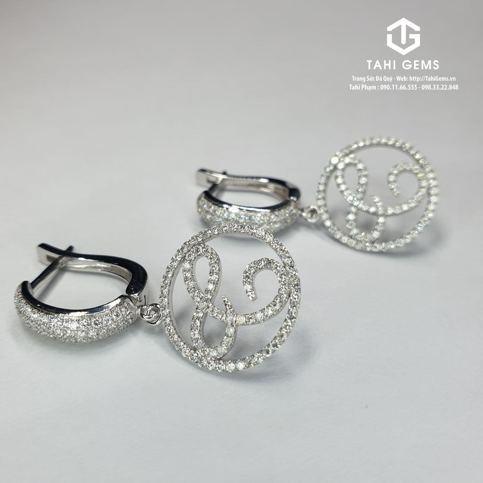 Ý nghĩa hoa tai kim cương tự nhiên