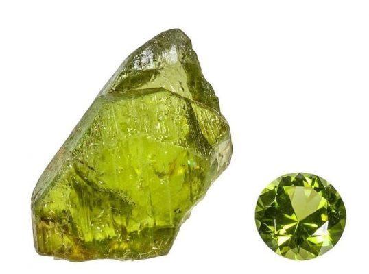 Tìm hiểu về đá quý Peridot - TahiGems